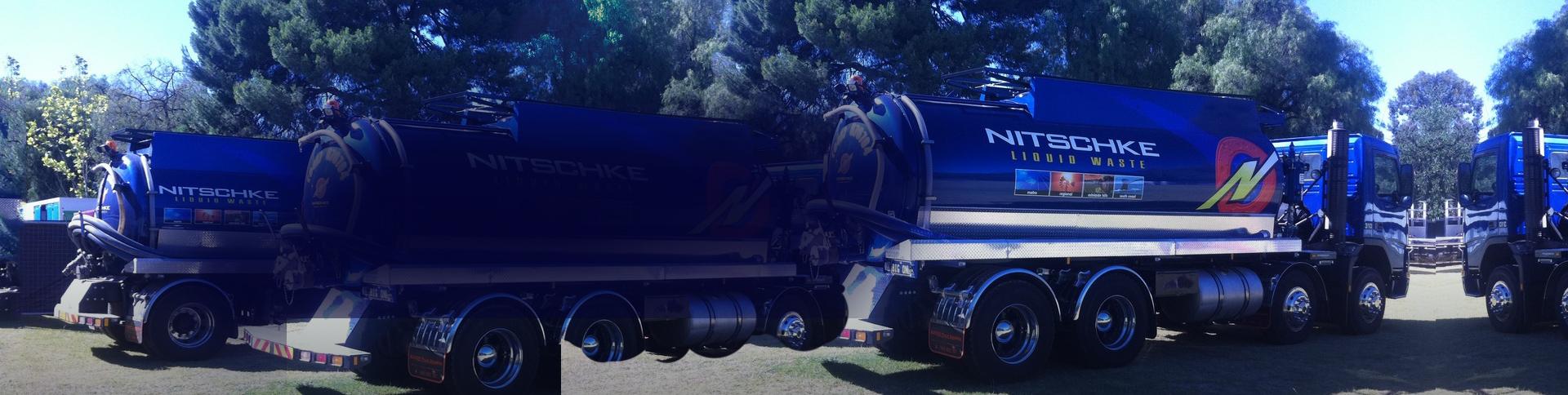 Liquid Waste Disposal Adelaide - Nitschke Liquid Waste