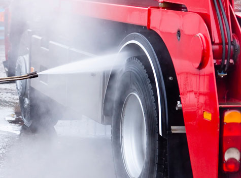 truck washing service adelaide